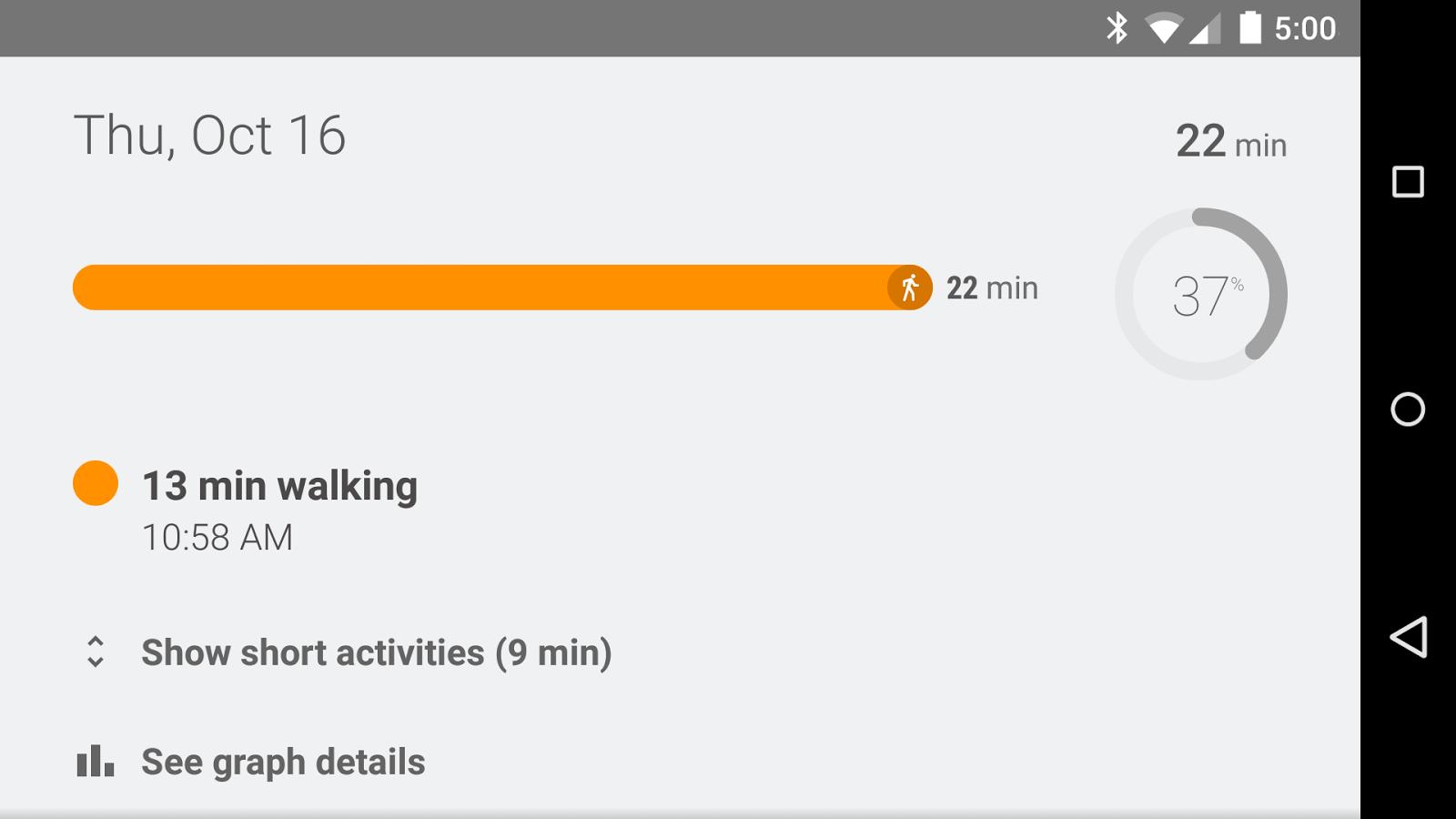 google fit android apps auf google play. Black Bedroom Furniture Sets. Home Design Ideas