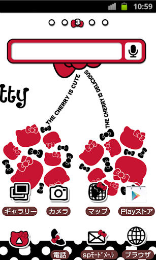 HELLO KITTY Theme119