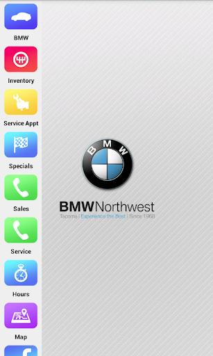 BMW Northwest Dealer App