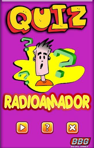 Quiz RadioAmador - Demo