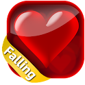 Falling Hearts Live Wallpaper icon