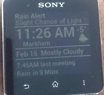Augmented SmartWatch Pro - screenshot thumbnail