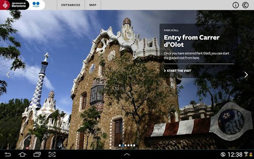 Park Güell - Official Guide- screenshot thumbnail