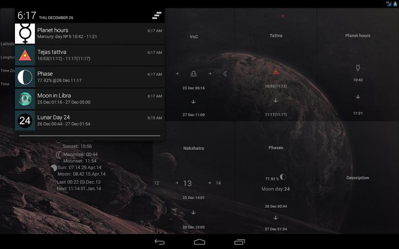 Lunar Calendar Screenshot 10