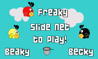 Screenshot of Beaky bird