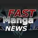 Fast Manga News logo