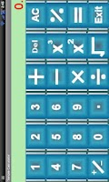 Screenshot of Simple Talking Calculator