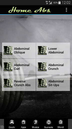 Home ABS - Abdominal at Home