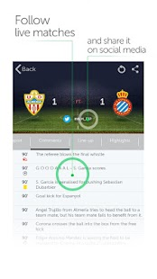 La Liga - Official App - screenshot thumbnail