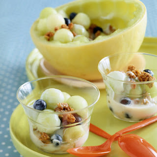 Melon Berry Bowls