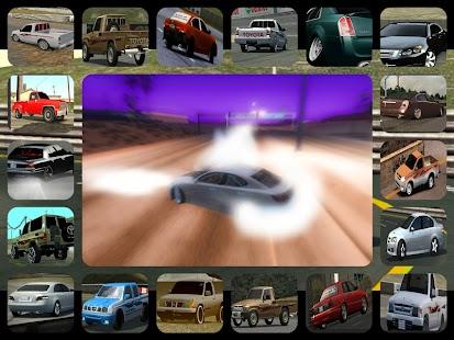 Real Drift Racing هجولة وتفحيط