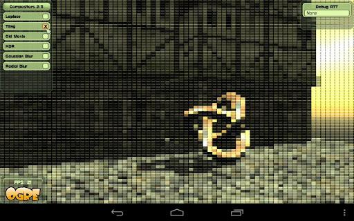 【免費程式庫與試用程式App】Ogre3D - Samplebrowser-APP點子