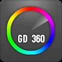 Gaydar 360 logo