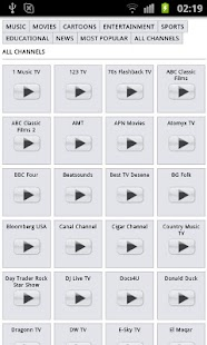 Free Download Watch TV APK for Samsung