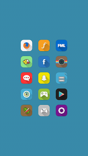 Noci Icon Pack