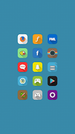 Noci Icon Pack Screenshot 1