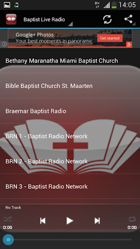 Baptist Live Radio