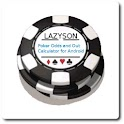 Poker Odds Outs Calc Evaluator logo