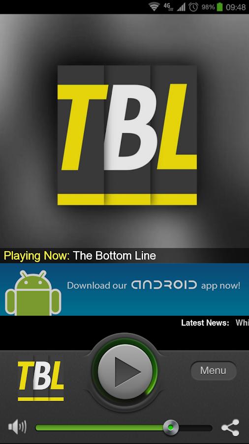 The Bottom Line TBLF - screenshot