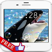 Killer Whale HQ live wallpaper