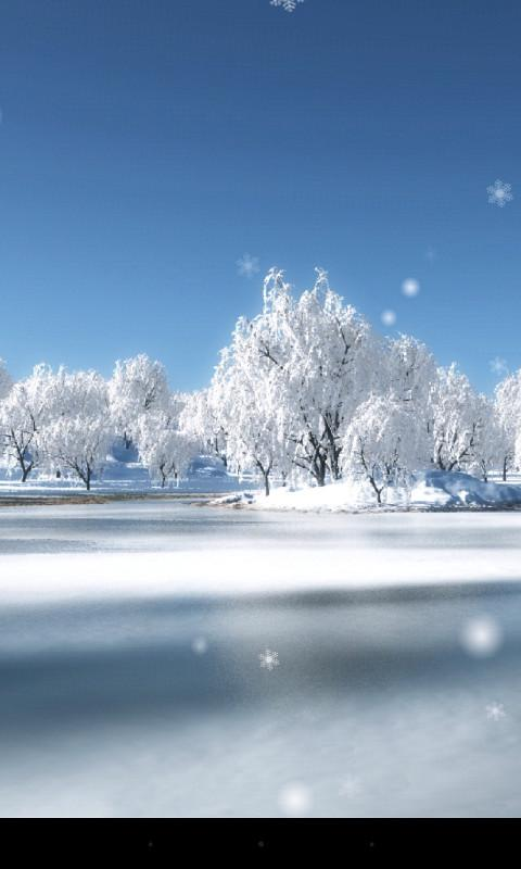 snow season live wallpaper android apps on google play