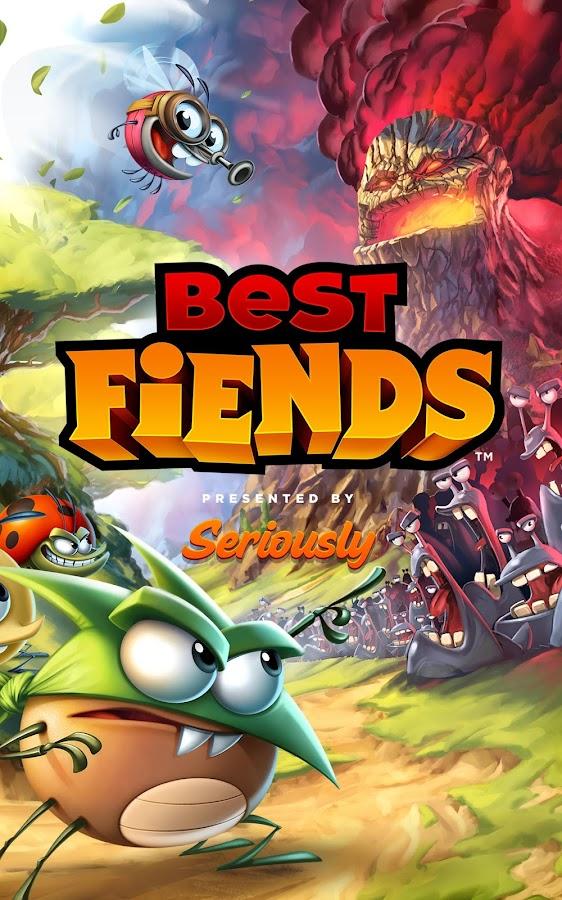 Best Fiends Spiel