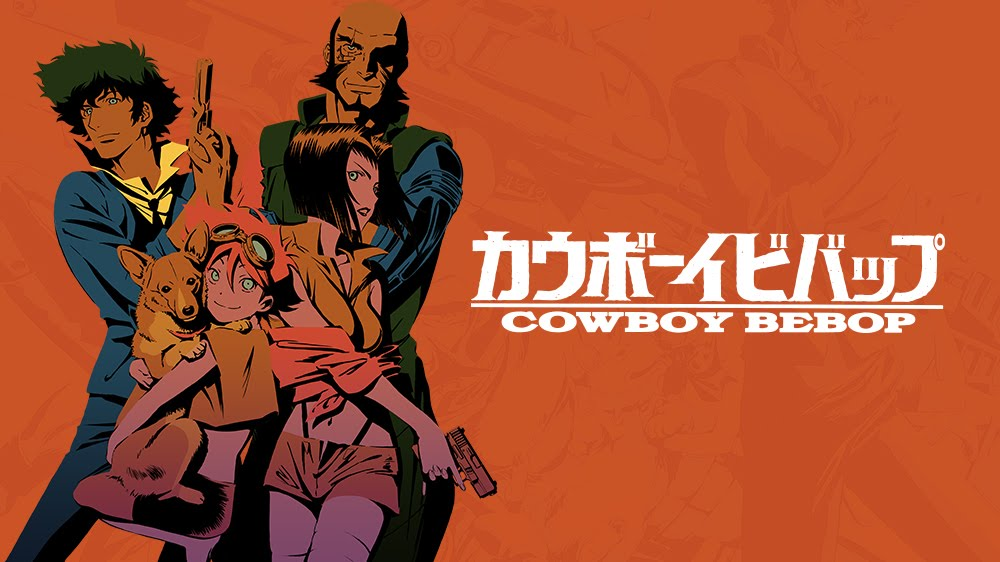 「Cowboy Bebop」の画像検索結果