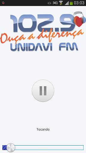 Rádio UNIDAVI FM
