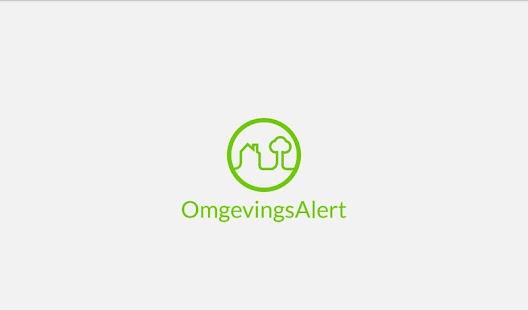OmgevingsAlert - screenshot thumbnail