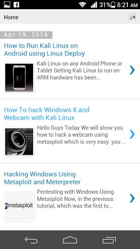 玩免費通訊APP 下載Hack With Kali Linux app不用錢 硬是要APP