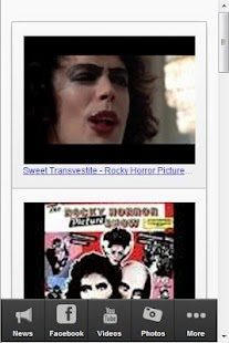 Rocky Horror Picture Show - screenshot thumbnail