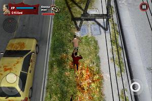 Screenshot of Bovver boys of the dead