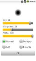 Screenshot of Paintopia