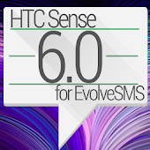 Evolve SMS Theme - HTC Sense 6