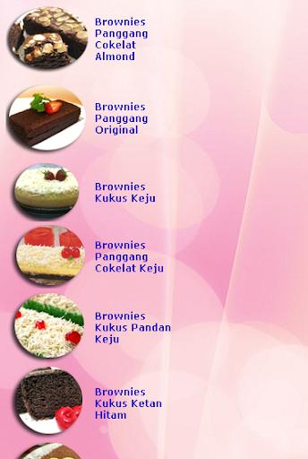 Aneka Resep Brownies