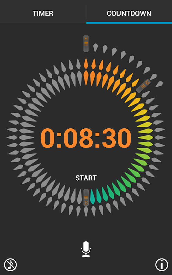 Digital Timer - screenshot
