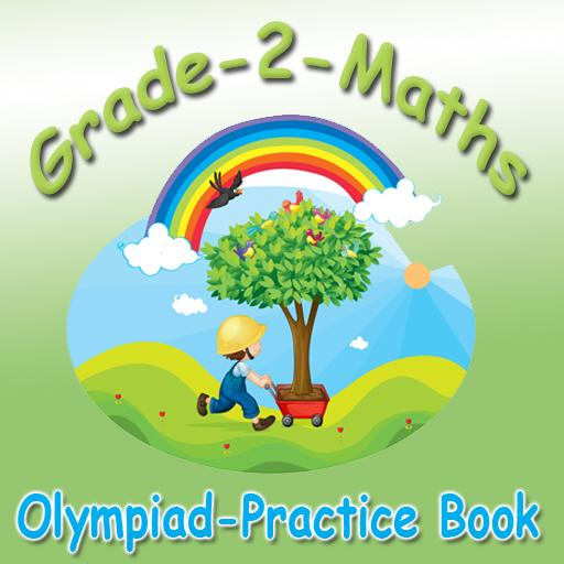 Grade-2-Maths-Olympiad LOGO-APP點子