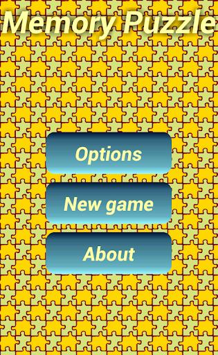 Memory Puzzle Demo