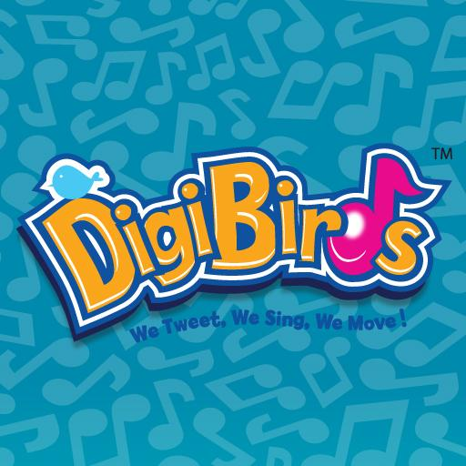 DigiBirds™ Magic Tunes & Games