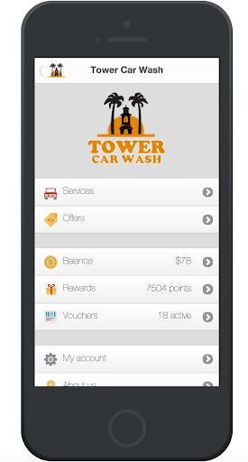 Tower Car Wash