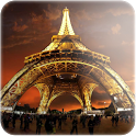 Paris scenery wallpaper icon