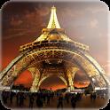Paris scenery wallpaper icon