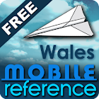 Wales, UK - FREE Guide & Map icon