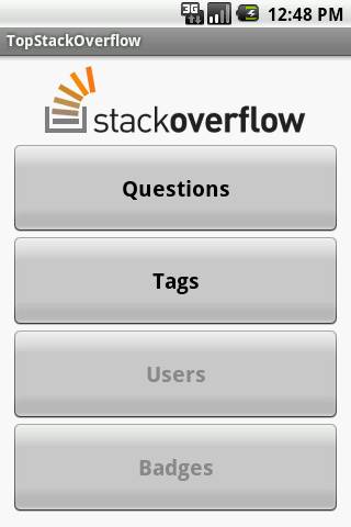 TopStack - screenshot