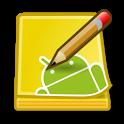 Tomdroid notes icon