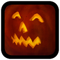 Chalk Ball Halloween icon