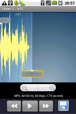 Mp3 RingTone Free - screenshot