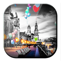 City Paints Live Wallpaper icon