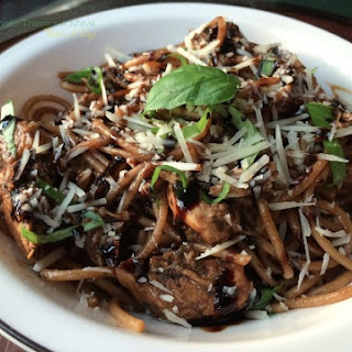 Balsamic Vinegar Chicken Pasta Recipes.