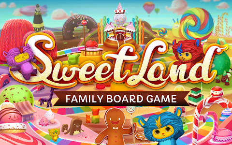 SweetLand — Family Board Game v1.0